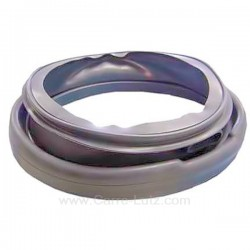 Joint de hublot de lave linge Whirlpool Bauknecht 481246668546 , reference 101249