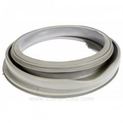Joint de hublot de lave linge Whirlpool Laden Bauknecht 481246068633 , reference 101274