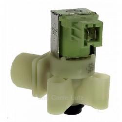 Electrovanne 1 voie 90° de lave linge AEG Electrolux 1100991528   , reference 207051