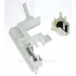 Electrovanne 2 voies 90° de lave linge Bosch Siemens Gaggenau Viva 00263330 , reference 208105
