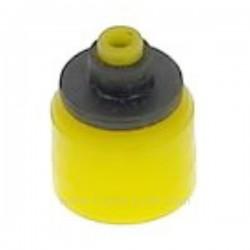 Reducteur de débit pour electrovanne 0.5 lt jaune, reference 212051