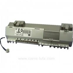 Module électronique de lave vaisselle Laden Whirlpool 481221478165 , reference 214173