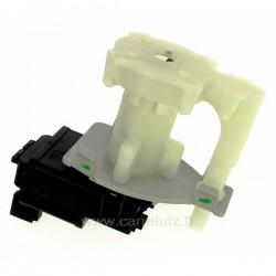 Pompe de vidange de sèche linge C00193127 C00306876 Ariston Indesit Scholtes DE70CX ADE790CX ALE700CX ALE70C ALE70CX EDPA945...