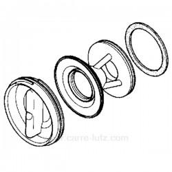 Bouchon de pompe de vidange Bosch Siemens 00095269 , reference 216158