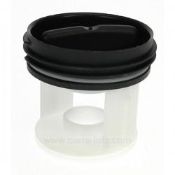 Bouchon de pompe de vidange de lave linge Bosch Siemens 00601996 , reference 216171