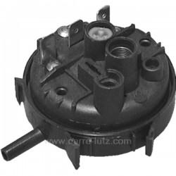 Pressostat de lave linge Laden whirlpool 481927128466 , reference 217170