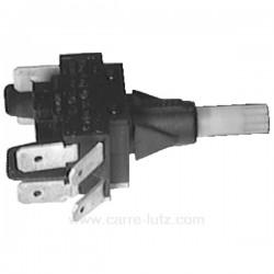 Interrupteur 6 cosses de lave linge Ariston C00027268 Miele 231103 , reference 219038