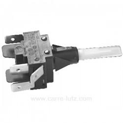 Interrupteur 6 cosses de lave linge Smeg Ariston C00104878 , reference 219040