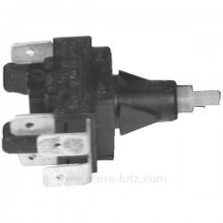 Interrupteur 6 cosses de lave linge Ariston , reference 219051
