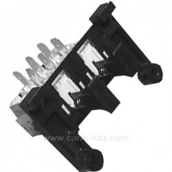 Clavier 2 touches de lave vaisselle Brandt Vedette Thomson 31x3505 , reference 219218