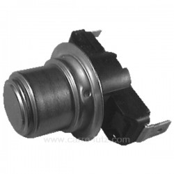 Thermostat boitier haut de lave vaisselle Brandt Vedette Thomson 31x2378 , reference 222111