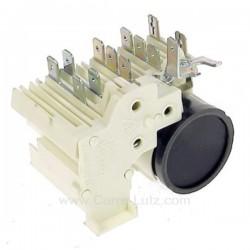 Relai thermique de compresseur de réfrigérateur Laden Whirlpool 481228038093 , reference 228160