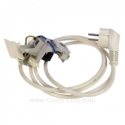 Filtre antiparasite de lave linge, Ariston Indesit C00259297, Whirlpool 482000030536 , reference 230104
