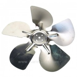 Hélice de ventilateur diamètre 254 mm, reference 231061