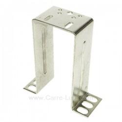 Pied de ventilateur Hauteur 110 mm, reference 231067