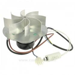 Ventilateur centifuge FANDIS de poêle à pellets , reference 231103
