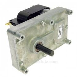 Motoréducteur de vis sans fin de poêle à pellets 2 tour/minute , reference 231506