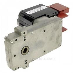 Motoréducteur de vis sans fin de poêle à pellets 2 tour/minute , reference 231510