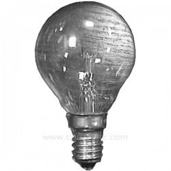 Ampoule de four E14 40W 300° , reference 232104