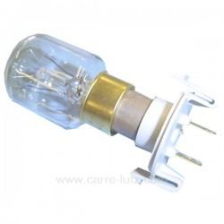 Ampoule 25W 240V de four à micro ondes Brandt Electrolux 76X7882 , reference 232118