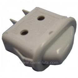 Interrupteur d'allumage pour gazinière Rosières 44002302 , reference 232212
