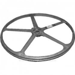 Poulie de tambour de lave linge Brandt Vedette Thomson 51x3774 , reference 304214