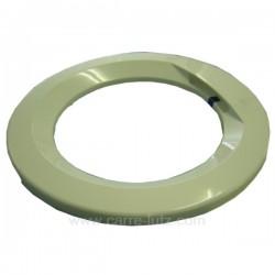Tour de hublot extérieur blanc de lave linge Laden Whirlpool 481945948611 , reference 402214