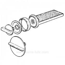 Filtre de vidange de lave linge Ariston Indesit Bauknecht Whirlpool , reference 403032