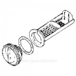 Filtre de vidange de lave linge Bosch Siemens , reference 403052