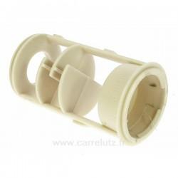 Filre de vidange de lave linge Electrolux A. Martin Faure 1321368308 , reference 403112