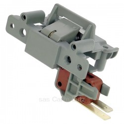 Fermeture de porte de lave vaisselle, C00118765 C00362097 Ariston Indesit , reference 405631
