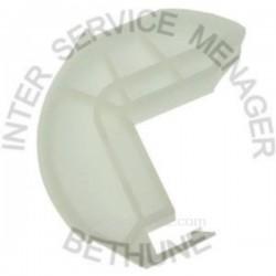 Frein de porte de lave vaisselle Laden Bauknecht Whirlpool 481240448746 , reference 530133