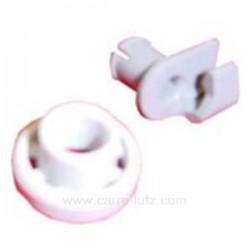 Roulette de panier de lave vaisselle Bosch Siemens 00424717 , reference 540079
