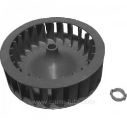 Turbine de ventilation de sèche linge Electromux AEG 8996474081172 , reference 540249
