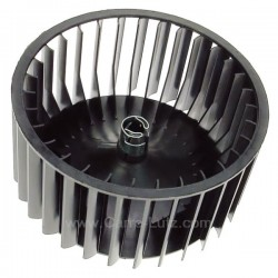 Turbine de ventilation de sèche linge Laden Whirlpool 481236118537 , reference 540266