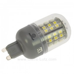 Ampoule LED G9 4W 230V 4000K°, reference 620153