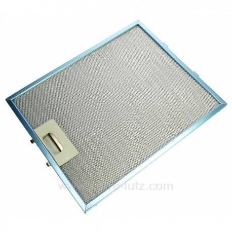 c00076591 filtre graisse metal 260x320 mm de hotte aspirante ar. Black Bedroom Furniture Sets. Home Design Ideas