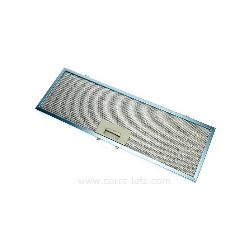 c00098726 filtre graisse m tal 177x458 mm de hotte aspirante ar. Black Bedroom Furniture Sets. Home Design Ideas
