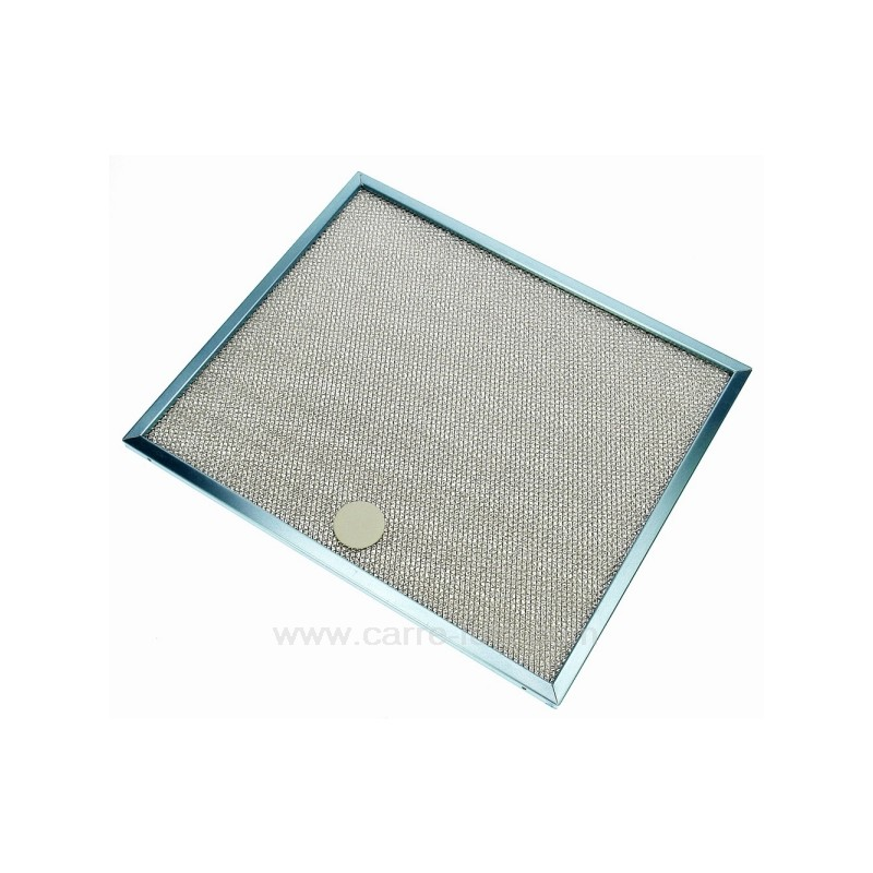 c00059024 filtre graisse m tal 300x250 mm de hotte. Black Bedroom Furniture Sets. Home Design Ideas