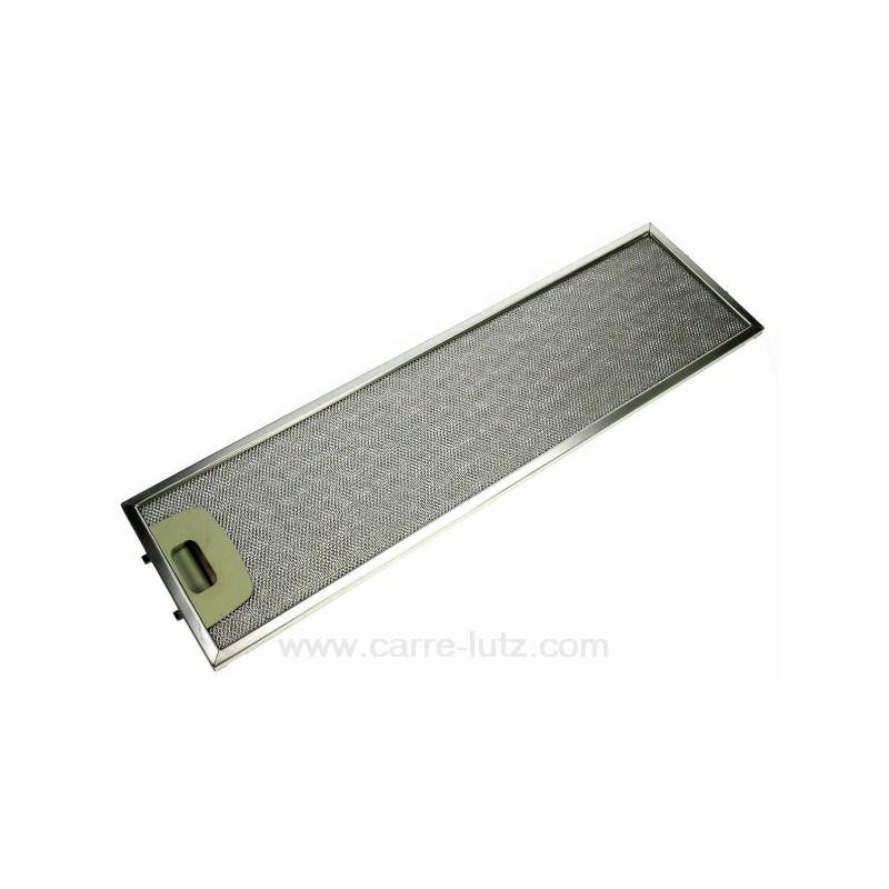 c00138587 filtre graisse m tal 153x535 mm de hotte. Black Bedroom Furniture Sets. Home Design Ideas