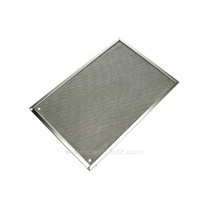 c00137409 filtre graisse m tal 248x368 mm de hotte. Black Bedroom Furniture Sets. Home Design Ideas