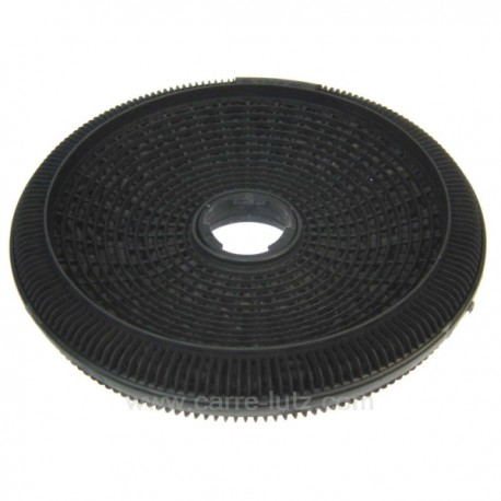 filtre charbon actif ca200r diam tre 190 mm de hotte. Black Bedroom Furniture Sets. Home Design Ideas