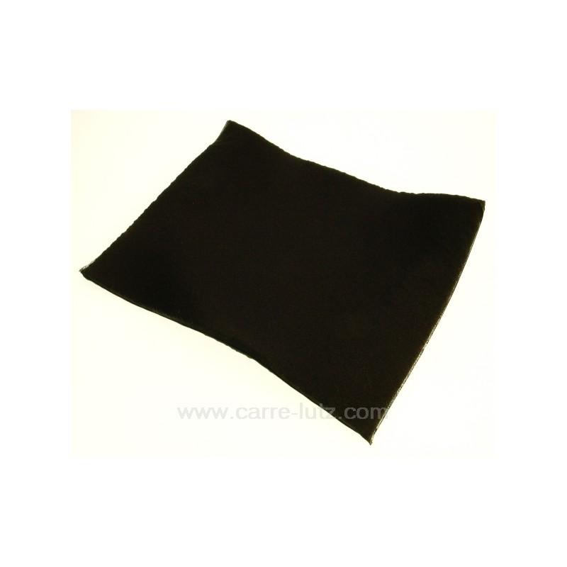 Filtre charbon actif model 39 300x235x10 mm pour hotte aspirante ae - Hotte aspirante charbon actif ...