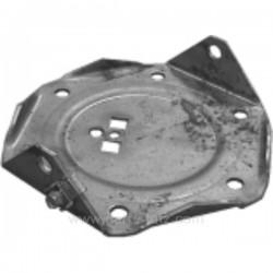 Platine embase 6 trous entraxe de fixation 135 mm de chauffe eau, reference 703702