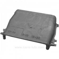 Demi réservoir 320 M3 620073799 de convecteur A Martin Faure, reference 704079