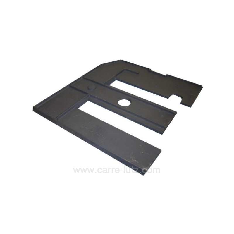 ch151700695 support de buches droit ou gauche pour convecteur gaz. Black Bedroom Furniture Sets. Home Design Ideas