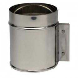Collier de départ inox diamètre 125 mm, reference 705750