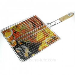 GRILLE DOUBLE Barbecue 7064107, reference 7064107