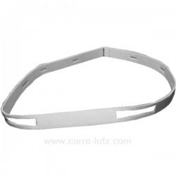 Joint feutre avant de sèche linge A.Martin Faure Electrolux 125002801 , reference 711519