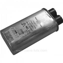 Condensateur de four à micro ondes 1,05 MF 2100V , reference 730017